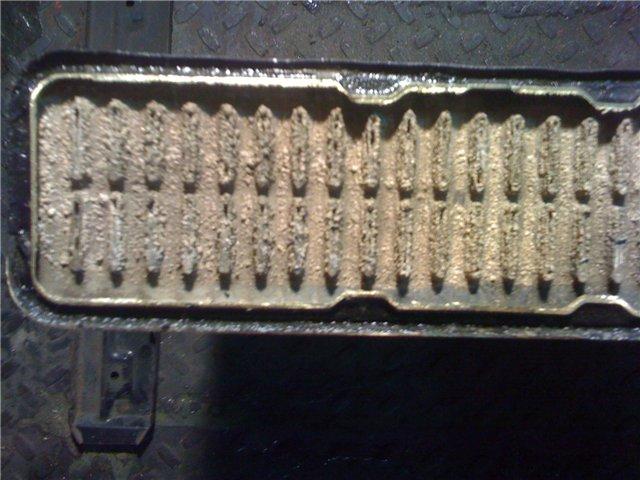 Чем отмыть теплообменник от накипи Паяный теплообменник охладитель GEA FPA 5x12-100 Сыктывкар