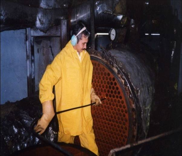 Очистка теплообменников от накипи теплообменник т2 bfg