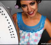 Как почистить накипь в утюге